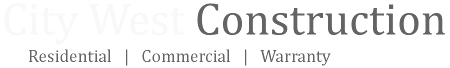 City West Construction logo